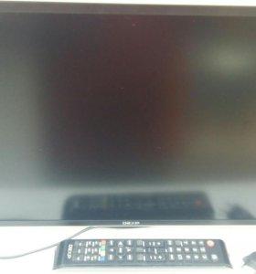 Телевизор Dexp f22b