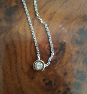 Кулоны бриллиант