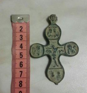 Старинный крест 16 века