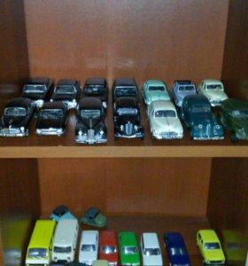 Модели автомобилей ссср
