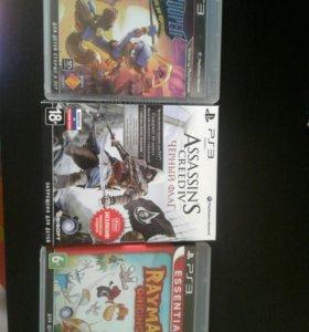 Диски от PS 3