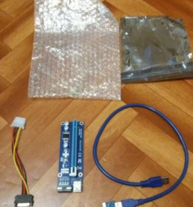 Райзер(Rizer)молех.USB-60 см