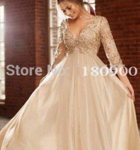 Вечернее платье, размер 50-52. ТОРГ УМЕСТЕН