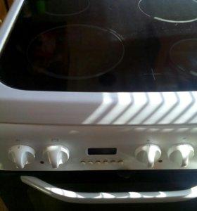 Керамическая плита с конвектором размеры 60 на 60
