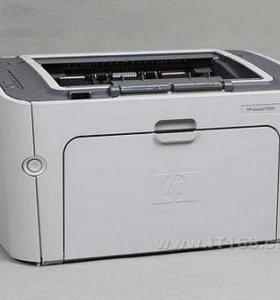 HP LaserJet P1505