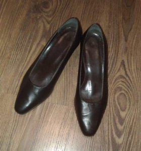 Туфли натуральная кожа (новые)