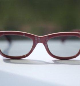 3D очки Материал - Пластик.