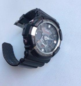 Часы G-Shock GA-200-1A Оригинал