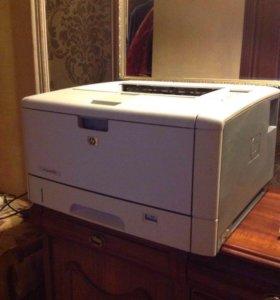 Лазерный принтер h/p формата а4,а3