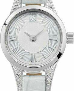 Женские российские серебряные наручные часы Ника