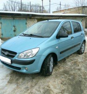 Hyundai Getz 1.4 AT
