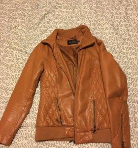 Куртка кожзам 44-46
