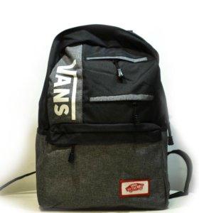 Новый фирменные рюкзак Vans.