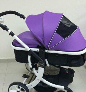 Супер коляска Wingoffly Violet! Ограниченная серия