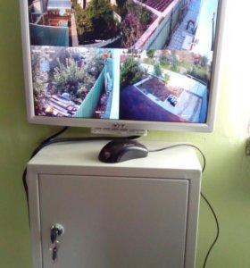 Видеонаблюдение. Дача, частный дом и т.д.