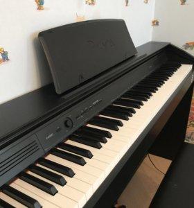 Электронное пианино Casio privia 750-px