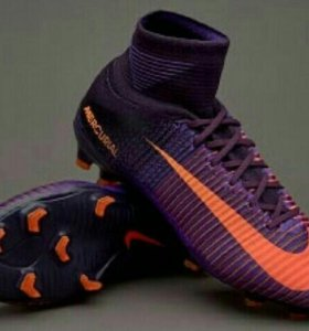 Бутсы:Nike Mercureal