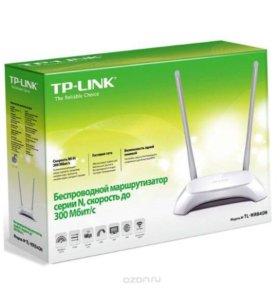 Беспроводной маршрутизатор TP-LINK WR840N