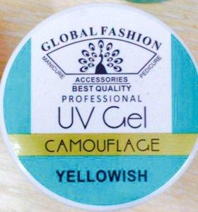 Гель для наращивания Global Fashion