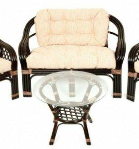 Комплект мебели из ротанга Malang