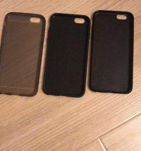 iPhone чехлы 6-7