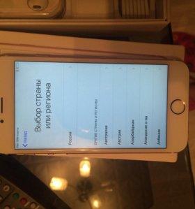 Продам айфон 6 s 16GRose Gold