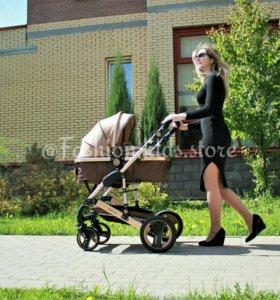 Новая коляска Belecoo 2 в 1