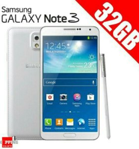 Galaxy note 3 lte 32gb