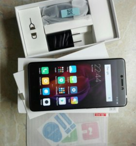 Новый Xiaomi redmi note 4x 3/32
