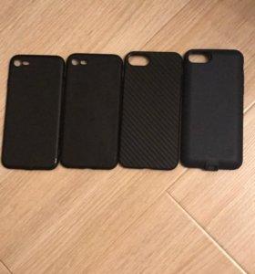 Чехлы iPhone 6/6s и 7