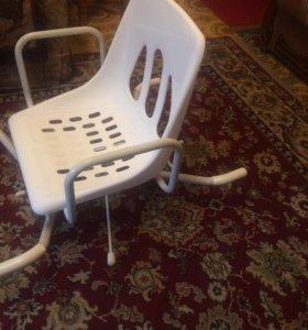 Кресло для ванной комнаты, для купания инвалида