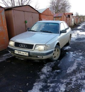 Audi c4 100