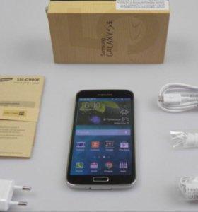 📱Samsung Galaxy S5 SM-G900F 16Gb новый