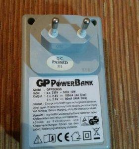 Зарядное устройство PowerBank GPPB08GS