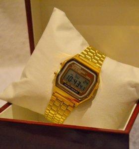 Casio золото
