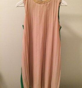 Платье Massimo Dutti, укороченное, р.S