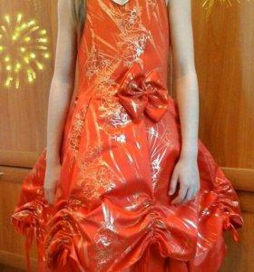 Продам эксклюзивное платье для любых торжеств