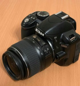 Nikon D3100 Kit 18-55mm f3.5-5.6G II