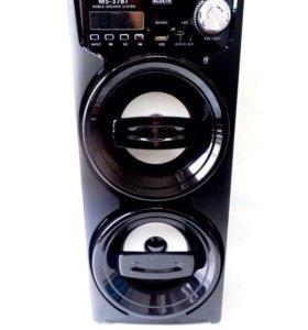 Колонка Bluetooth MP3 FM MS-37BT