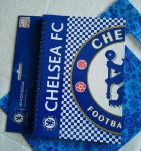 Notebook Chelsea FC блокнот Челси