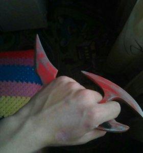 Нож Double Blade
