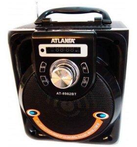 Колонка Bluetooth MP3 FM AT-8982BT
