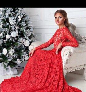 Платье от дизайнера ЮЛИИ ПРОХОРОВОЙ