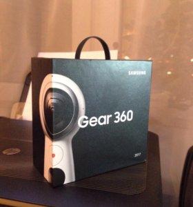 gear 360 2017