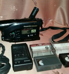 Видеокамера Panasonic R330