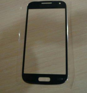 Новое внутреннее стекло на Samsung Galaxy S4 Mini