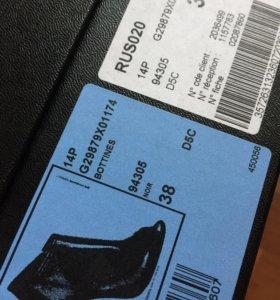 Chanel ботинки оригинал