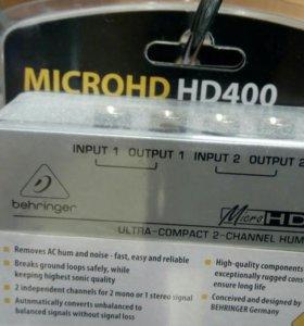 Behringer HD 400 новый