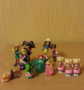 Набор игрушек для девочек