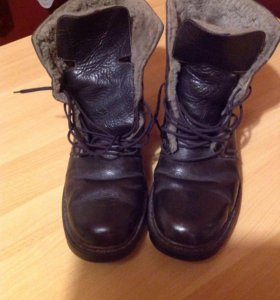 Зимние мужские ботинки 46 размер